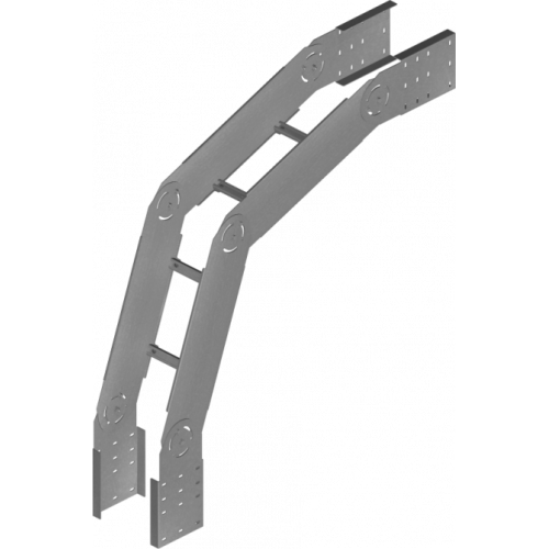 Шарнирная дуга LLDSC 200x200x2.0мм