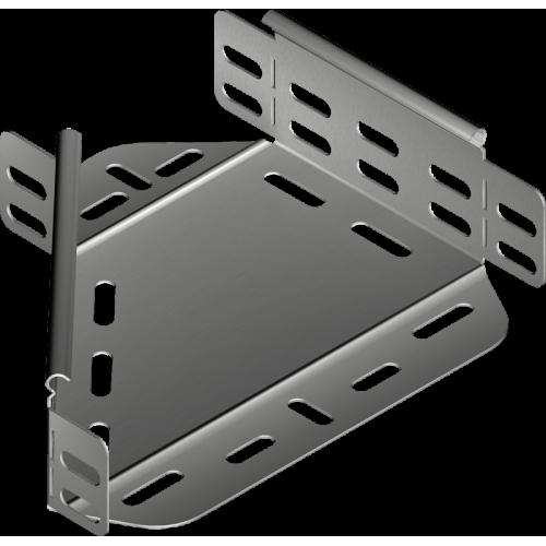 Правая редукция RKPP 600/500x1.5мм