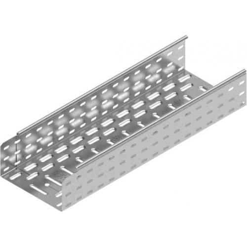 Кабельный лоток KGJ 500x100x1.0 мм, длина 3 м