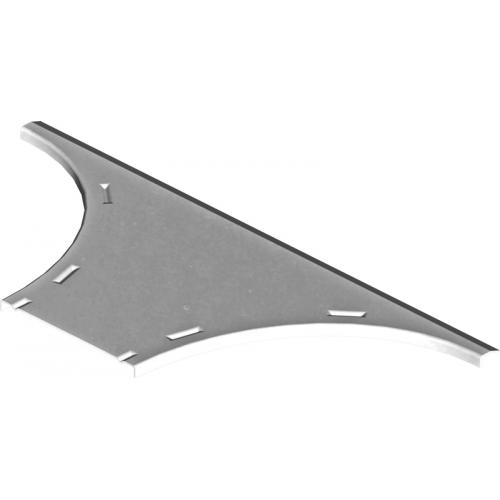 Крышка приставного тройника PTKDP 50x1.0мм