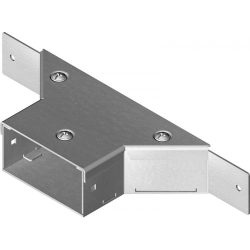Приставной тройник TDKMP 100x50x1.5мм