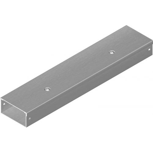 Кабельный лоток KMPC 500x200x2.0 мм, длина 2 м