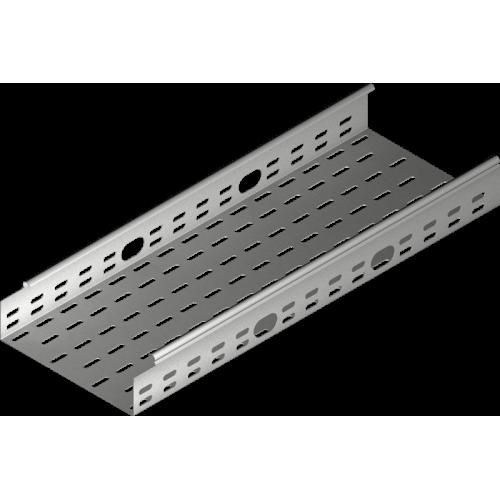 Кабельный лоток KOJ 400x60x1.0 мм, длина 3 м
