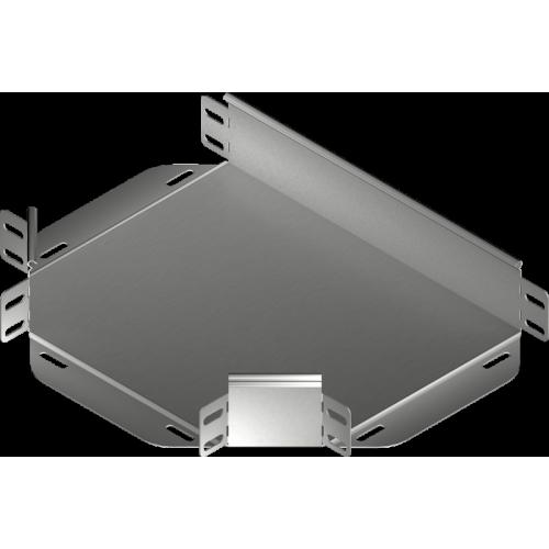 Тройник TKBP 100x60x1.5мм