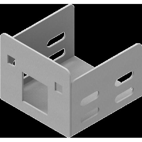 Монтажное основание покрашенный PMLJ 75x60x1.0мм