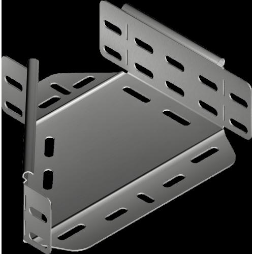 Правая редукция RKPP 400/300x1.5мм
