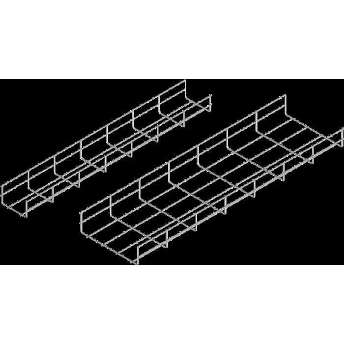 Korytko siatkowe KDS/KDSO 100x60 x1.0мм, длина 3м