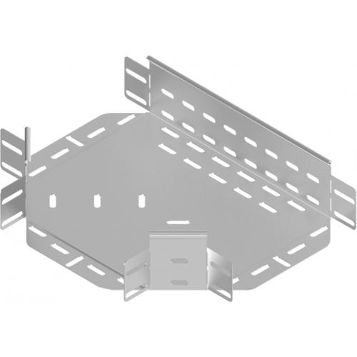 Тройник TKP 100x80x1.5мм