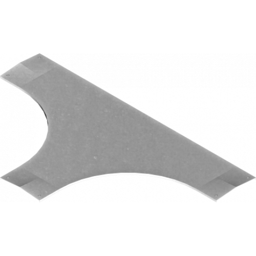 Крышка тройника с замком PZTKSC 400x2.0мм