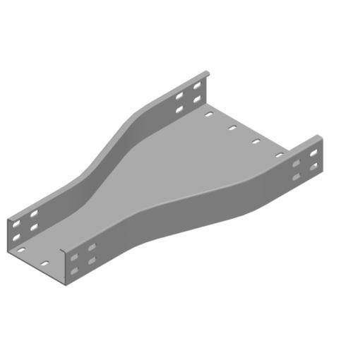 Симетрическая редукция RKZC 600/500x2.0мм
