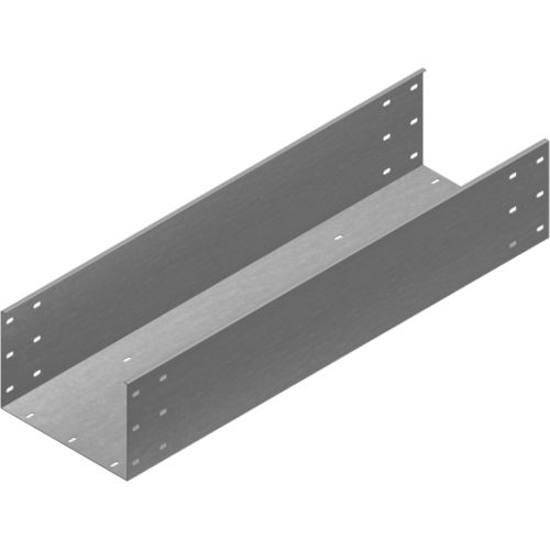 Кабельный лоток KZC 400x200x2.0 мм, длина 3 м