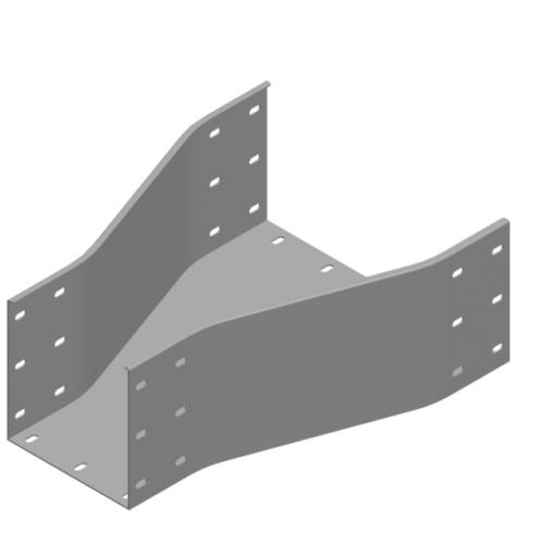 Симетрическая редукция RKZP 400/300x1.5мм