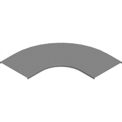 Крышка угла 90° PKKZP 400x1.5мм