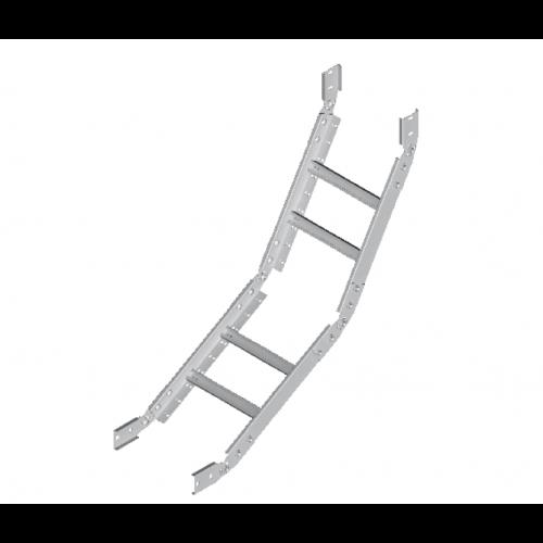 Шарнирная дуга LPDP 100x45x1.5мм