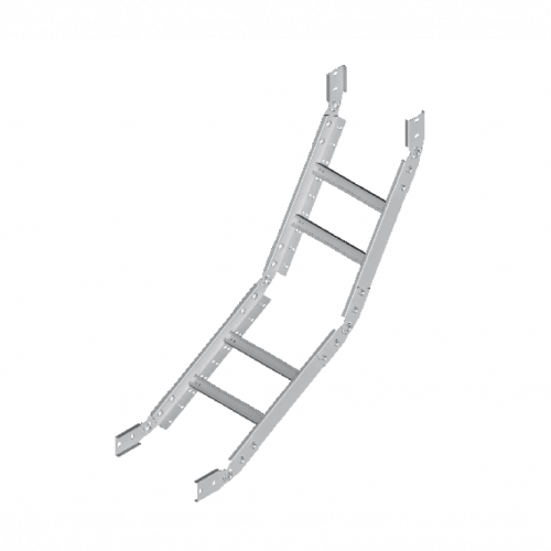 Шарнирная дуга LPDC 300x50x2.0мм