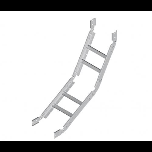 Шарнирная дуга LPDC 300x60x2.0мм