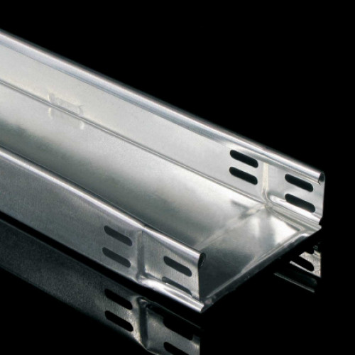 кабельный лоток с интегрированным соединением - неперфорированный KOPOS