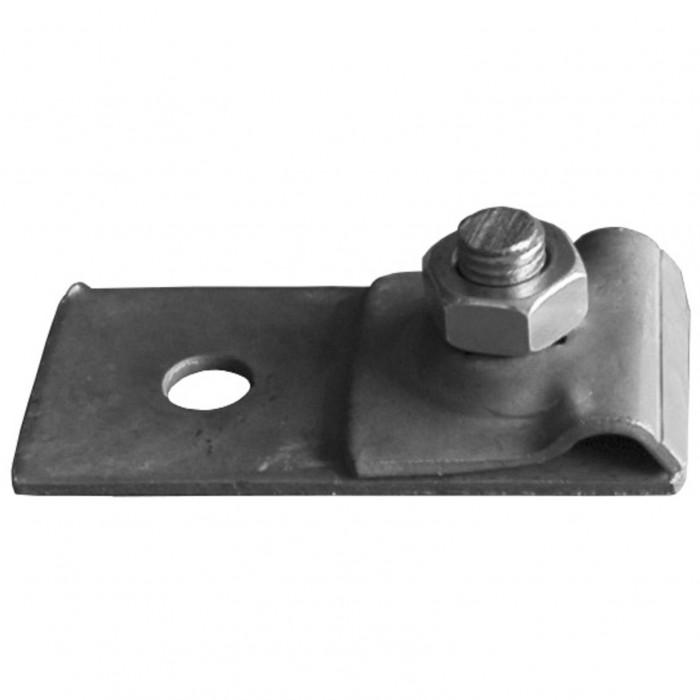 Зажим проволоки к металлическим конструкциям, нерж.сталь