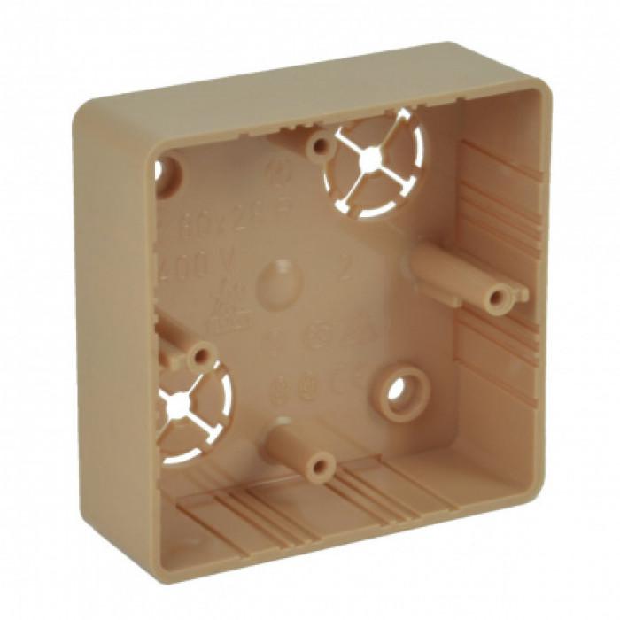 Приборная коробка (имитация текстуры дерева)