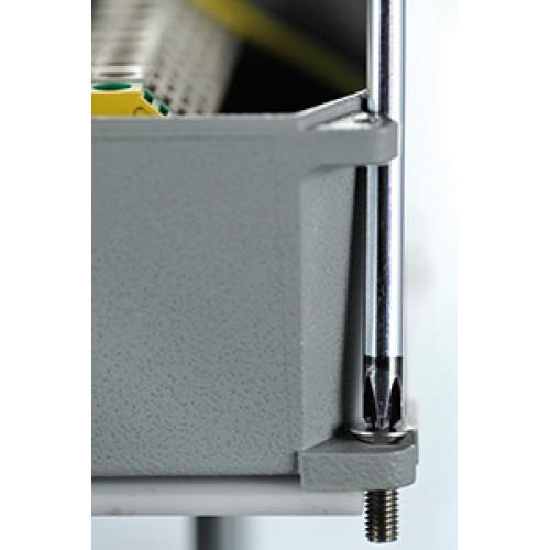 Коробка алюминиевая 392х291х142мм, IP66/67 UNI