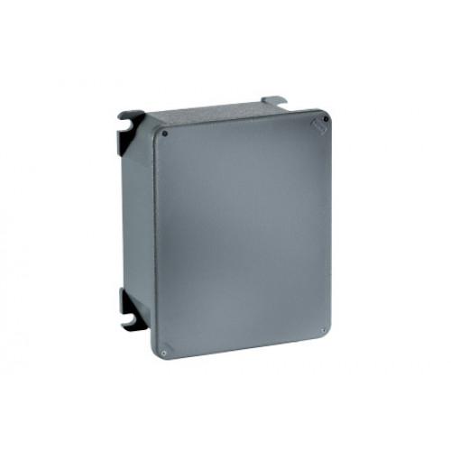 Коробка алюминиевая 153х128х59мм, IP66/67 UNI
