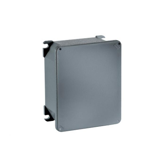 Коробка алюминиевая 294х243х114мм, IP66/67 UNI