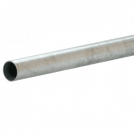Труба стальная оцинкованная 63мм / 1.2мм