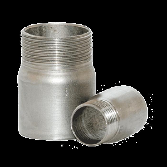 """Соединитель """"труба-коробка"""", 16мм, нержавеющая сталь 304L, IP53"""