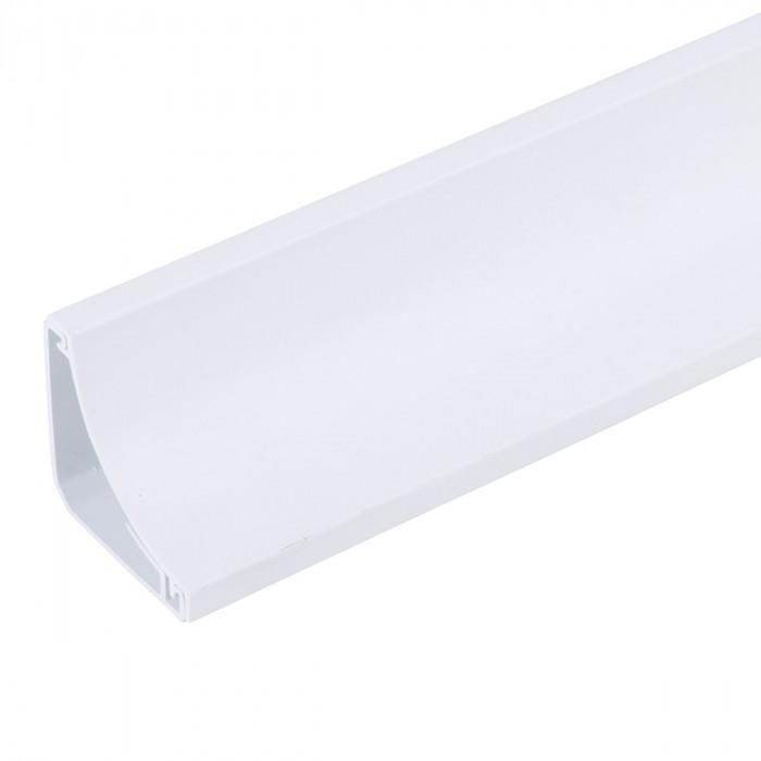 Кабель-канал карнизный МСТ1 50x50, серия Cornice, белый