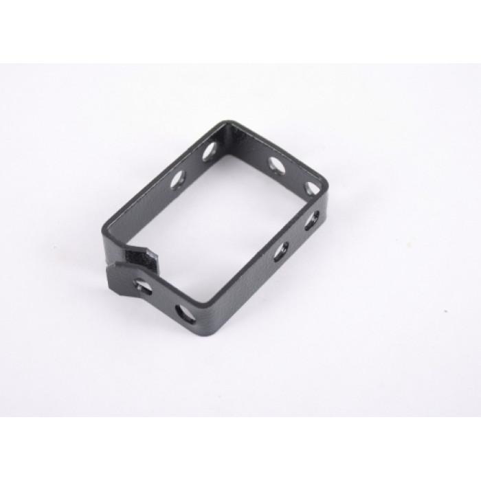 Кабельный организатор-кольцо 44х60, метал 2мм, черний