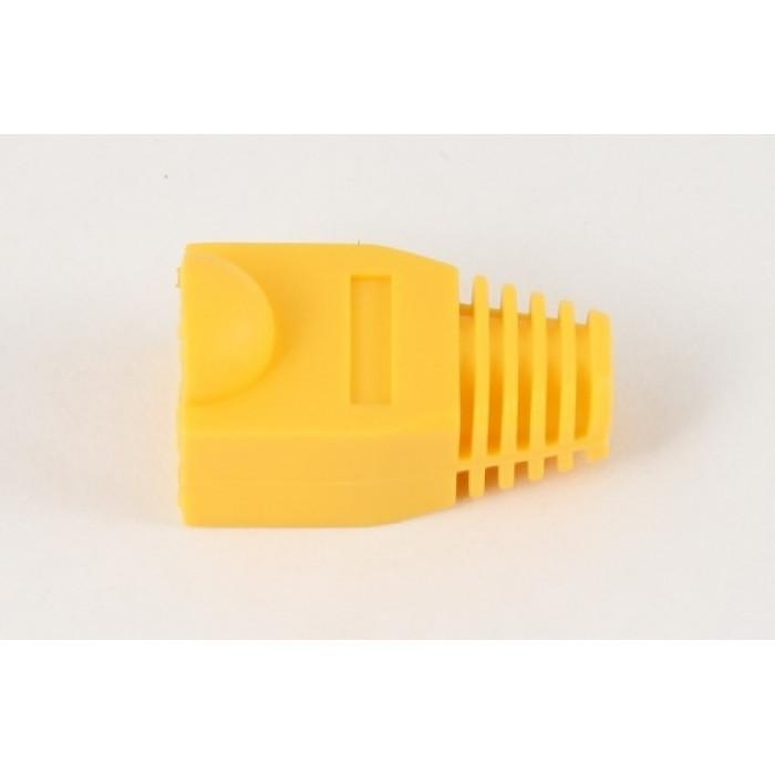Колпачок для RJ45, желтый