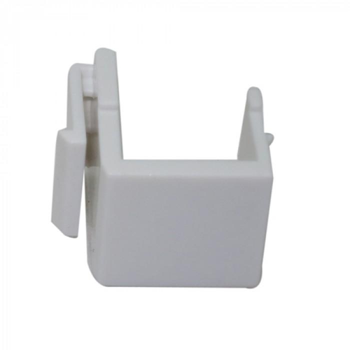 Заглушка порта KeyStone, LW, белая