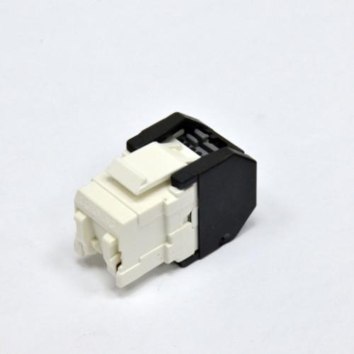 Модуль Keystone UTP RJ45 кат. 5e, белый, Corning