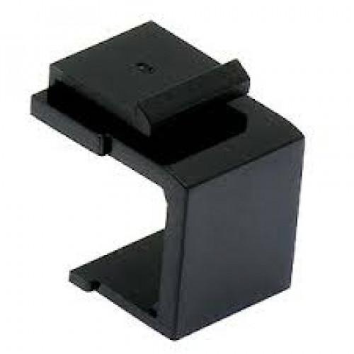 Заглушка порта KeyStone, LW, черная