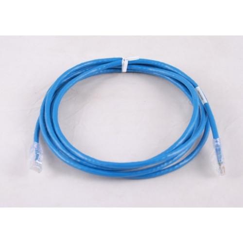 Патч-корд UTP, 2 м, кат. 6, синий, Panduit NetKey