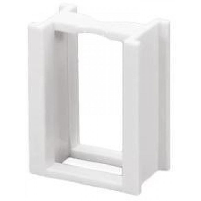 Соед.элемент для подрозетников FLE-A0040, FLE-A007А, FLE-A0040А, расст 71 мм