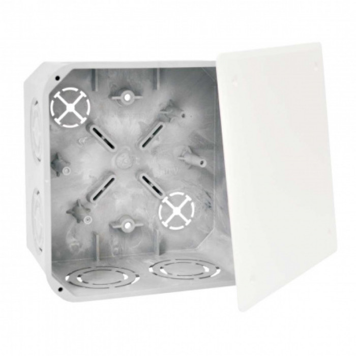 Коробка с крышкой ko 125 v