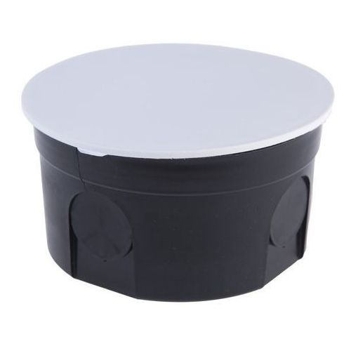 Коробка соед., кирп.бел, D74H38, 66шт уп.