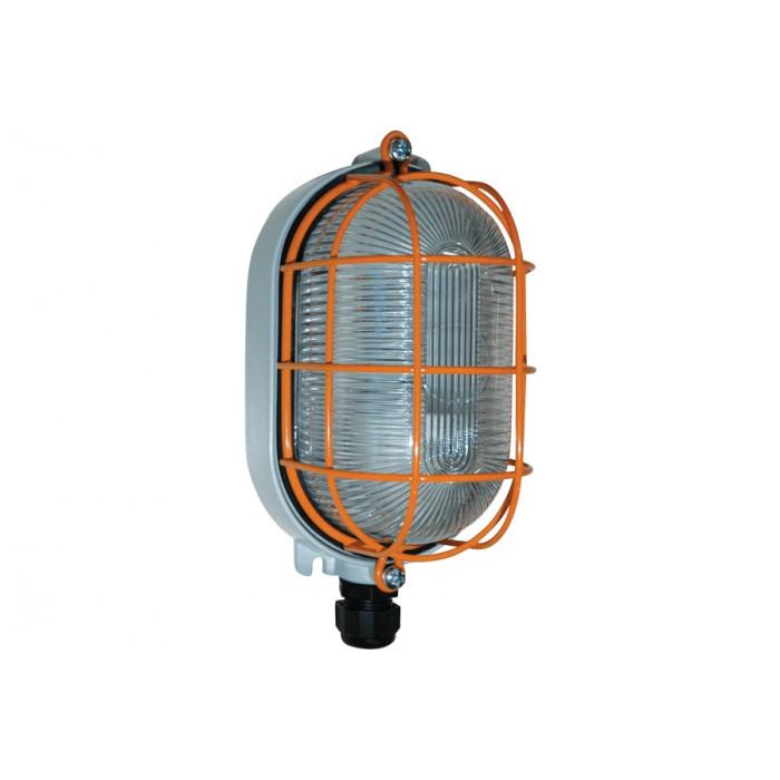 Взрывобезопасный овальный светильник Rondo-EX 53Вт, алюминий, IP65, Зоны: 2-21-22, Palazzoli (Lewden)