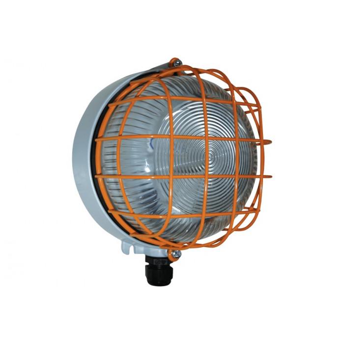 Взрывобезопасный круглый светильник Rondo-EX 28Вт, алюминий, IP65, Зоны: 2-21-22, Palazzoli (Lewden)
